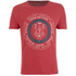Smith & Jones Men's Arrowsli Print T-Shirt - True Red Marl: Image 1