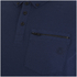 Smith & Jones Men's Mascaron Zip Pocket Polo Shirt - Navy Blazer: Image 3