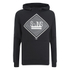 Smith & Jones Men's Cincture Hoody - Black: Image 1
