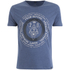 Smith & Jones Men's Arrowsli Print T-Shirt - Midnight Blue Marl: Image 1