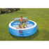 Intex Swim Center Family Lounge Large Paddling Pool: Image 2
