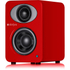 Steljes Audio NS1  Bluetooth Duo Speakers  - Vermilion Red: Image 3
