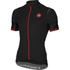 Castelli Entrata 2 Short Sleeve Jersey - Black: Image 1