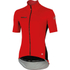 Castelli Perfetto Light Short Sleeve Jersey - Red: Image 1