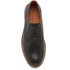 Oliver Spencer Men's Dover Shoes - Black Leather: Image 3
