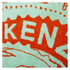 KENZO Medaille Beach Towel - Mint: Image 5