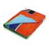 KENZO UFO Beach Towel - Orange: Image 4