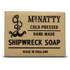 Mr Natty Shipwreck Soap 120g: Image 1