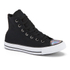 Converse Women's Chuck Taylor All Star Oil Slick Toe Cap Hi-Top Trainers - Black: Image 2
