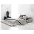 Calvin Klein Acacia Duvet Cover - Grey: Image 1