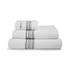 Calvin Klein Riviera Towel Range - White: Image 1