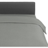 Hugo BOSS Loft Fitted Sheet - Silver: Image 2