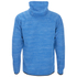 Jack & Jones Men's Core Keep Zip Through Hoody - Director Blue: Image 2
