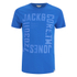 Jack & Jones Men's Core Wall T-Shirt - Surf the Web: Image 1