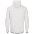 Jack & Jones Men's Core Keep Zip Through Hoody - Treated White: Image 2