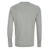 Jack & Jones Men's Core Inc Long Sleeve T-Shirt - Light Grey Marl: Image 2