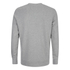 Jack & Jones Men's Core Dylan Crew Neck Sweatshirt - Light Grey Marl: Image 2