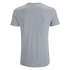 Jack & Jones Herren Originals Bobby Pocket Print T-Shirt - Light Grau Marl: Image 2