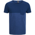 Jack & Jones Men's Originals Tobe 2 Tone T-Shirt - Poseidon: Image 1