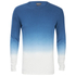 Jack & Jones Men's Originals Dyed Knitted Crew Neck Jumper - Poseidon: Image 1