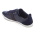 PS by Paul Smith Men's Osmo Leather Low Top Trainers - Galaxy Mono Lux: Image 4
