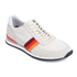 PS by Paul Smith Men's Swanson Running Trainers - Off White Mesh/Ecru Silky Suede: Image 2