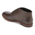 Hudson London Men's Houghton II Leather Desert Boots - Brown: Image 4