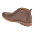 H Shoes by Hudson Men's Lenin Leather Desert Boots - Brown: Image 4