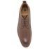 H Shoes by Hudson Men's Lenin Leather Desert Boots - Brown: Image 3