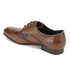 Hudson London Men's Williston Leather Brogue Shoes - Tan: Image 4
