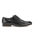 Hudson London Men's Champlain Leather Derby Shoes - Black: Image 1