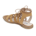 Dune Women's Lorelli Suede Gladiator Sandals - Tan: Image 4