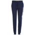 Soul Cal Men's Large Logo Cuffed Sweatpants - Navy: Image 1