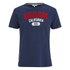 Soul Cal Men's Logo T-Shirt - Navy: Image 1