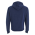 Soul Cal Men's Cracked Print Logo Hoody - Navy: Image 2