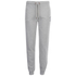 Soul Cal Men's Logo Cuffed Sweatpants - Grey Marl: Image 1