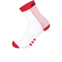 Santini Two Medium Profile Socks - Red: Image 1