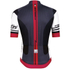 Santini Interactive 3.0 Short Sleeve Jersey - Red: Image 3