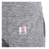Franklin & Marshall Men's Fleece Sweat Shorts - Sport Grey Melange: Image 4