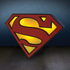 DC Comics Superman Logo Light: Image 1