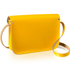 The Cambridge Satchel Company Women's 11 Inch Leather Satchel with Branded Hardware - Yellow: Image 3