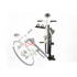 Buzz Rack Moose 3 Bike Tow Ball Carrier - Black: Image 3