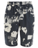 McQ Alexander McQueen Men's Elasticated Monochrome Shorts - Monochrome Floral: Image 1