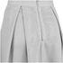 Great Plains Women's Square Route PU Skirt - Grey: Image 3