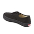Vans Kids' Authentic Trainers - Black: Image 4