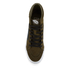 Vans Women's Sk8-Hi Slim Cut Out Perforated Suede Trainers - Tarmac/True White: Image 3