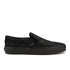Vans Men's Classic Slip-On Trainers - Black Reptile: Image 1