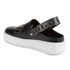 McQ Alexander McQueen Women's Netil Studded Slip-On Trainers - Black: Image 4