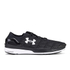 Under Armour Men's SpeedForm Turbulence Running Shoes - Black/White: Image 1