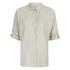 ONLY Women's Giselle Suki Shirt - Pumice Stone: Image 1